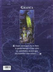 Le neptune t.2 ; vers un autre monde - 4ème de couverture - Format classique