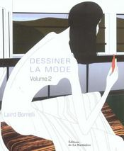 Dessiner La Mode Volume 2 - Intérieur - Format classique