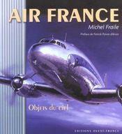Air France, Objets Du Ciel - Intérieur - Format classique