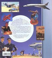 Air France, Objets Du Ciel - 4ème de couverture - Format classique