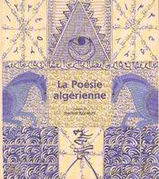 La Poesie Algerienne - Intérieur - Format classique