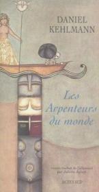 Les Arpenteurs Du Monde - Couverture - Format classique