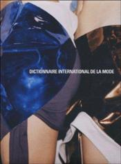 Dictionnaire international de la mode - Couverture - Format classique