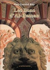 Les lions d'Al-Rassan - Couverture - Format classique