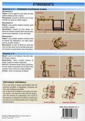 Petit Guide T.257 ; Le Dos En Forme - 4ème de couverture - Format classique