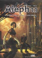 Aleph t.1 ; l'énigme du Luuna - Intérieur - Format classique