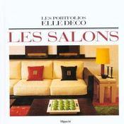 Les Portfolios Elle Deco ; Les Salons - Intérieur - Format classique