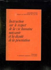 Introduction sur respect - Couverture - Format classique