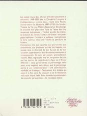 L'amour d'alceste - 4ème de couverture - Format classique