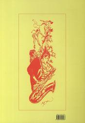 Les Zingari t.2 - 4ème de couverture - Format classique