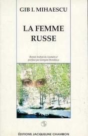 La Femme Russe - Couverture - Format classique