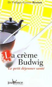 Creme budwig (la) nouvelle edition - Intérieur - Format classique