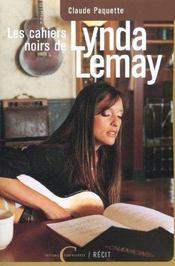 Les cahiers noirs de lynda lemay - Intérieur - Format classique
