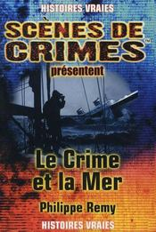Le crime et la mer - Intérieur - Format classique