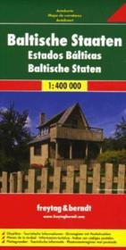 Baltic States - Couverture - Format classique