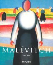 Malevitch, 1878-1935 ; et le suprématisme - Couverture - Format classique