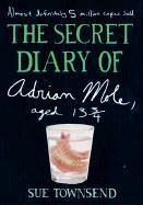 The Secret Diary Of Adrian Mole Aged 13 3/4 - Couverture - Format classique