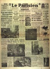 Parisien Libere Edition De 5 Heures (Le) N°1538 du 01/06/1946 - Couverture - Format classique