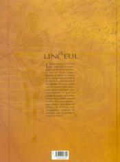 Le linceul t.2 ; le cercle du Sydoine - 4ème de couverture - Format classique
