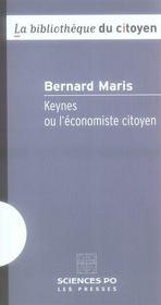 Keynes ou l'économiste citoyen - Intérieur - Format classique