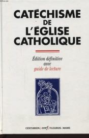 Catéchisme de l'église catholique - Couverture - Format classique