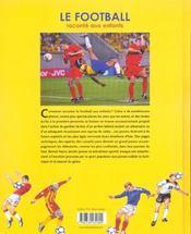 Football Raconte Aux Enfants - 4ème de couverture - Format classique