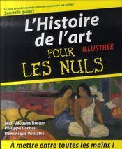 L'histoire de l'art illustrée pour les nuls - Intérieur - Format classique