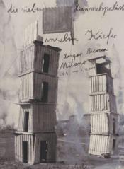 Anselm Kiefer ; i sette panazzi celesti - Couverture - Format classique