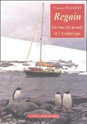 Regain un tour du monde et l'antarctique - Couverture - Format classique