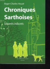 Chroniques Sarthoises - Couverture - Format classique