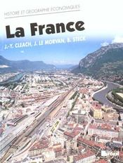 Vente livre :  La France  - Steck - Cleach - Le Morvan
