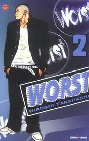 Worst T.2 - Intérieur - Format classique