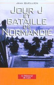 Jour j et bataille de normandie - Intérieur - Format classique