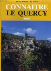 Connaitre le quercy - Couverture - Format classique