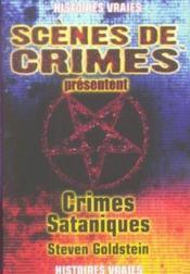 Crimes Sataniques N13 - Couverture - Format classique