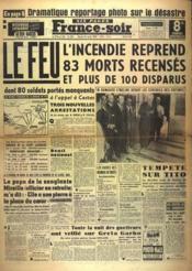 France Soir 8 Eme Edition N°1575 du 01/06/1946 - Couverture - Format classique