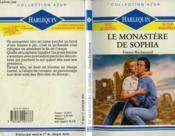 Le Monastere De Sophia - Unwilling Heart - Couverture - Format classique