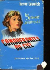 Conquerantes Du Ciel - Couverture - Format classique