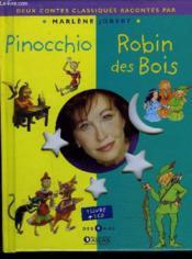 Pinocchio ; Robin Des Bois - Couverture - Format classique