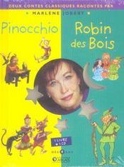 Pinocchio ; Robin Des Bois - Intérieur - Format classique
