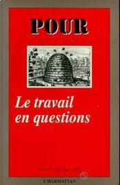 Travail en questions - Couverture - Format classique