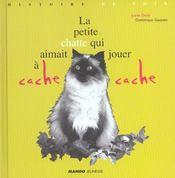 La Petite Chatte Qui Aimait Jouer A Cache-Cache - Intérieur - Format classique