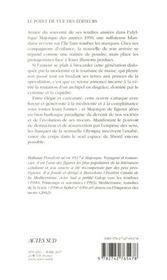 Olympia A Majorque - 4ème de couverture - Format classique