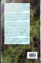 Les coleopteres carabides et tenebrionides ecologie et biologie - 4ème de couverture - Format classique