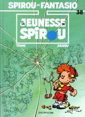 Spirou et Fantasio t.38 ; la jeunesse de Spirou - Intérieur - Format classique
