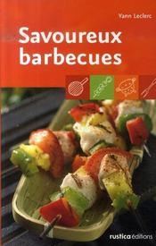 Savoureux barbecues - Intérieur - Format classique