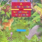 À cache-cache avec les animaux de la jungle - Intérieur - Format classique