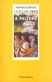 Sortileges A Palerme - Intérieur - Format classique