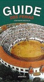 Guide Des Ferias France-Espagne - Couverture - Format classique