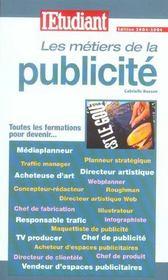 Les métiers de la publicité (édition 2004-2005) - Intérieur - Format classique